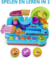 PLAY IT Interactieve Ballen Baan stimuleert motoriek plus GRATIS POP IT Fidget Toys - Educatief Speelgoed - Jongens Meisjes - Peuter & Kleuter - Baby