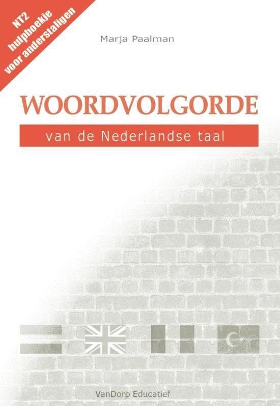 Afbeelding van Woordvolgorde van de Nederlandse taal