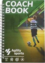 Coachboek Agility Sports - Coachblok - Wit
