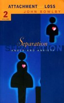 Separation: Anxiety and anger
