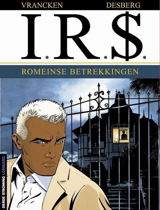 I.r.$. 09. romeinse betrekkingen - Bernard Vrancken pdf epub