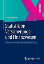 Statistik Im Versicherungs- Und Finanzwesen