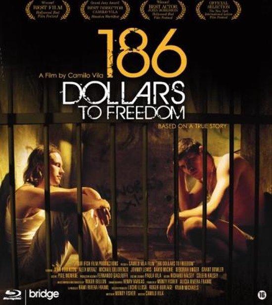 Cover van de film '186 Dollars To Freedom'