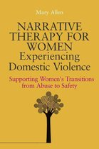 Omslag Narrative Therapy for Women Experiencing Domestic Violence