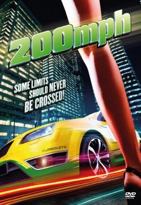 Cover van de film '200mph'