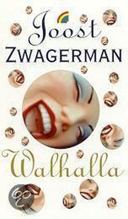 Omslag van Walhalla