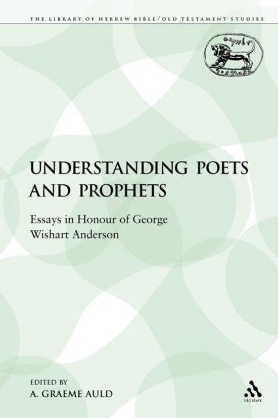 Boek cover Understanding Poets and Prophets van Graeme A Auld (Paperback)