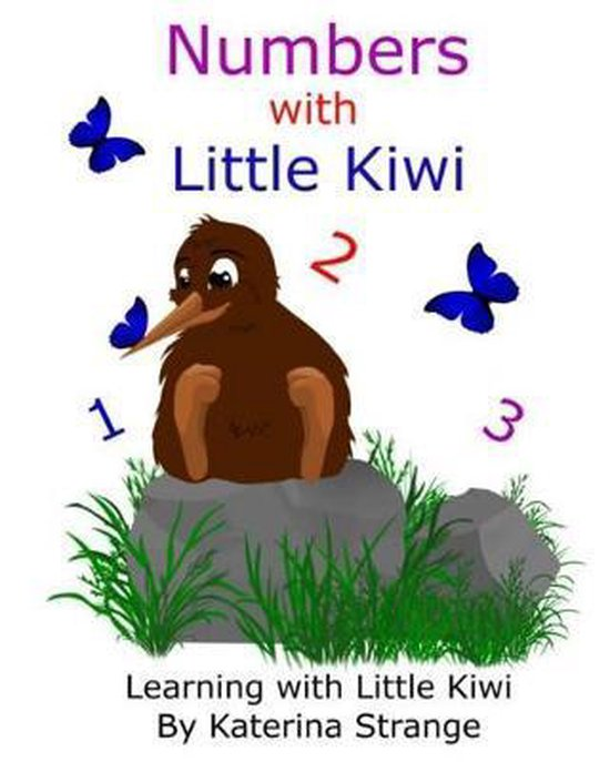 Numbers with Little Kiwi