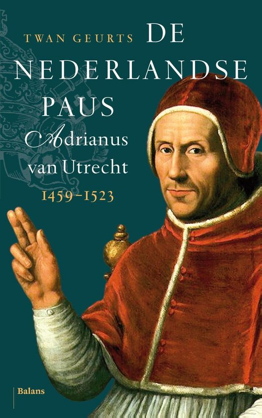 De Nederlandse paus - Twan Geurts pdf epub