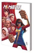 Ms. Marvel Vol. 8