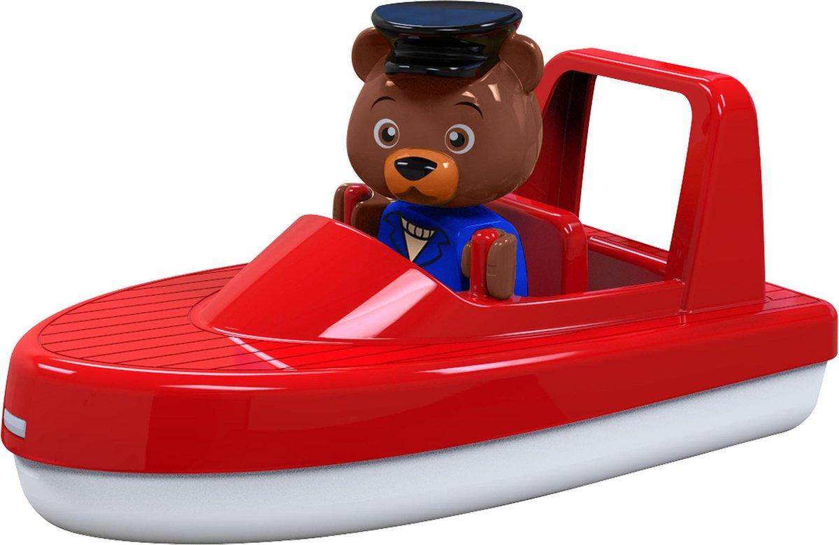 AquaPlay Speedboat 251 met Speelfiguur
