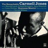 Remarkable Carmell Jones/Business Meetin'