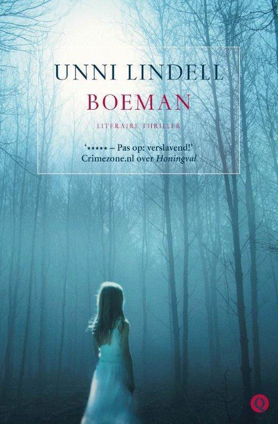 Cover van het boek 'Boeman' van Unni Lindell