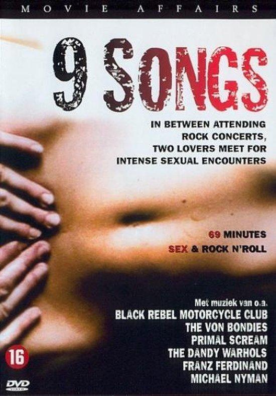 Cover van de film '9 Songs'
