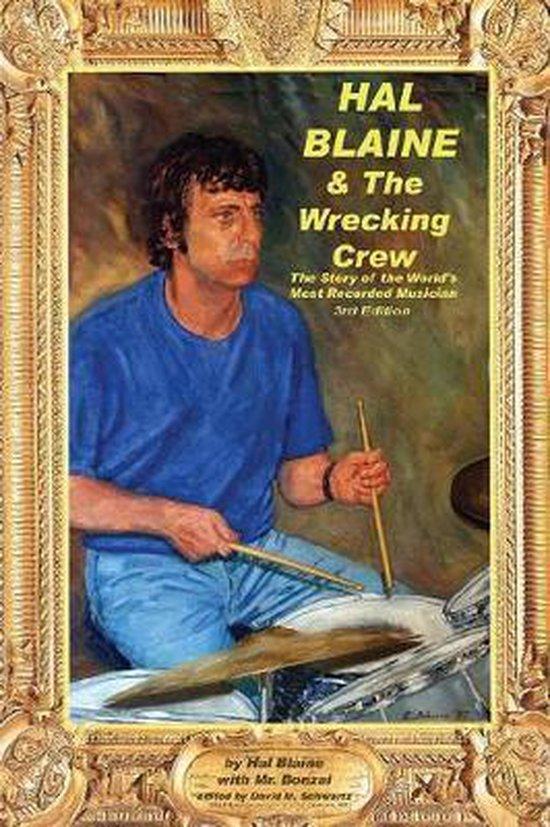 Boek cover David Goggin Hal Blaine And The Wrecking Crew 3rd Edition Bam van Hal Blaine (Paperback)