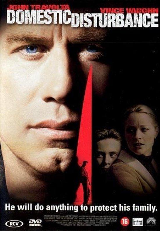Cover van de film 'Domestic Disturbance'