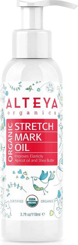 Alteya Organics Zwangerschap Anti-Striae Olie (biologisch)
