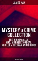 Omslag MYSTERY & CRIME COLLECTION