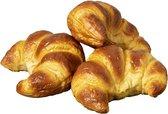 Set van 3 namaak croissants