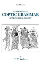 Boek cover Elementary Coptic Grammar of the Sahidic Dialect van Colin Walters