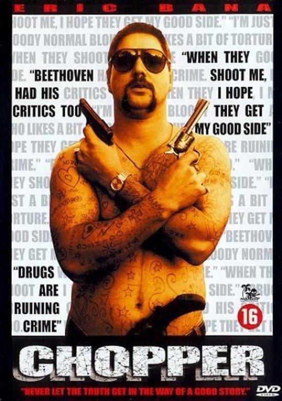 Cover van de film 'Chopper'