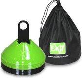 EXIT markeringspionnen (20 stuks) - groen/zwart