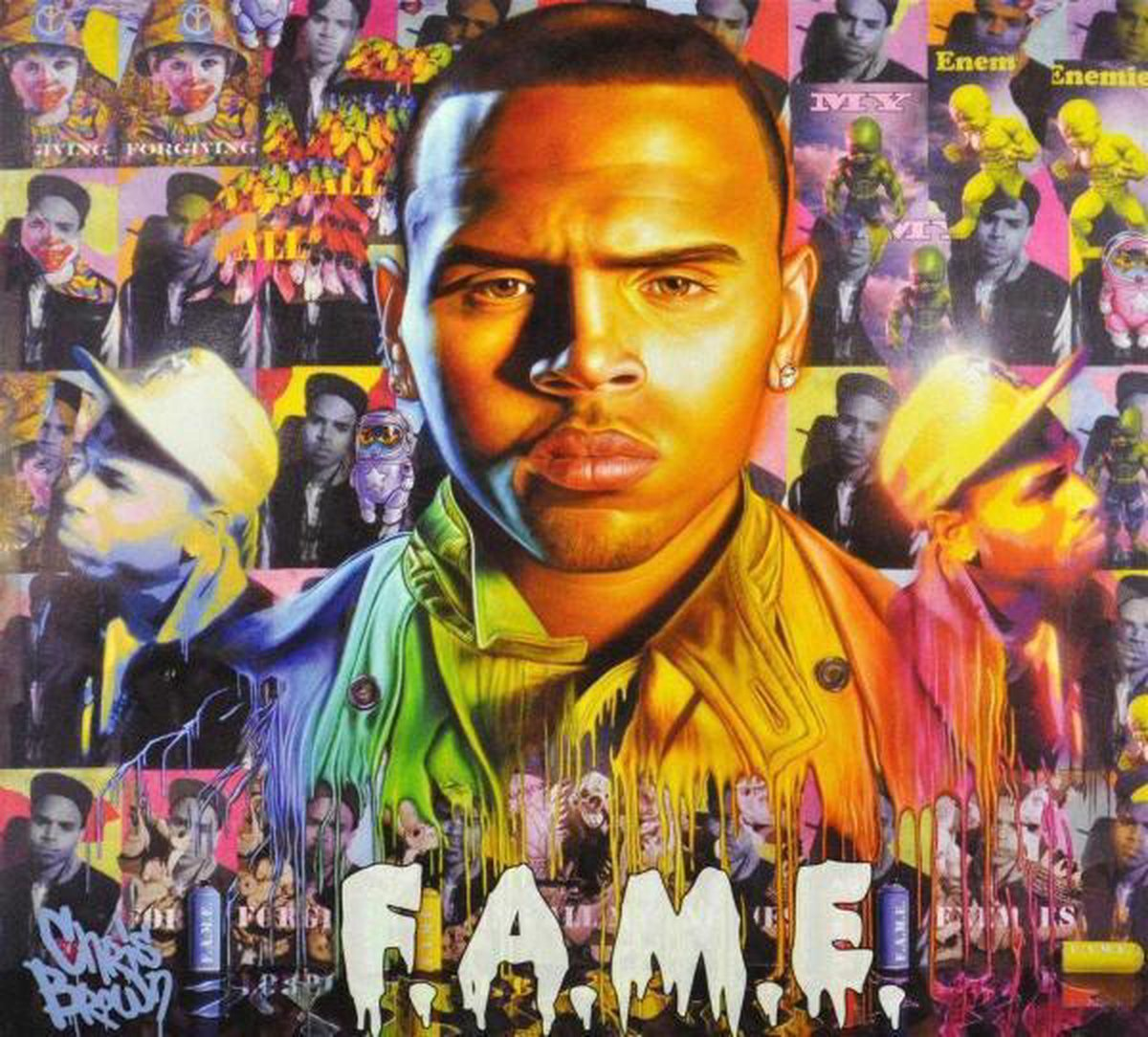 F.A.M.E. (Deluxe Version) - Chris Brown