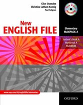 Oxenden, C: English File/Elementary A/Student's Book