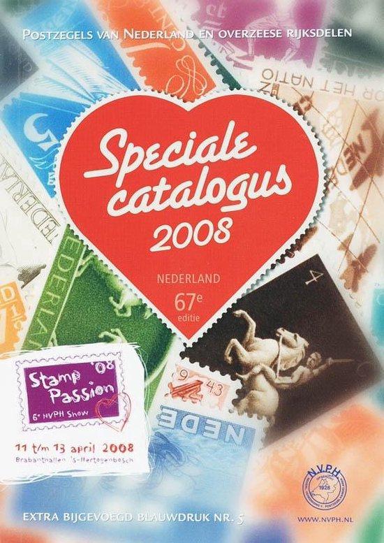 Speciale Catalogus 2008 - nvt |