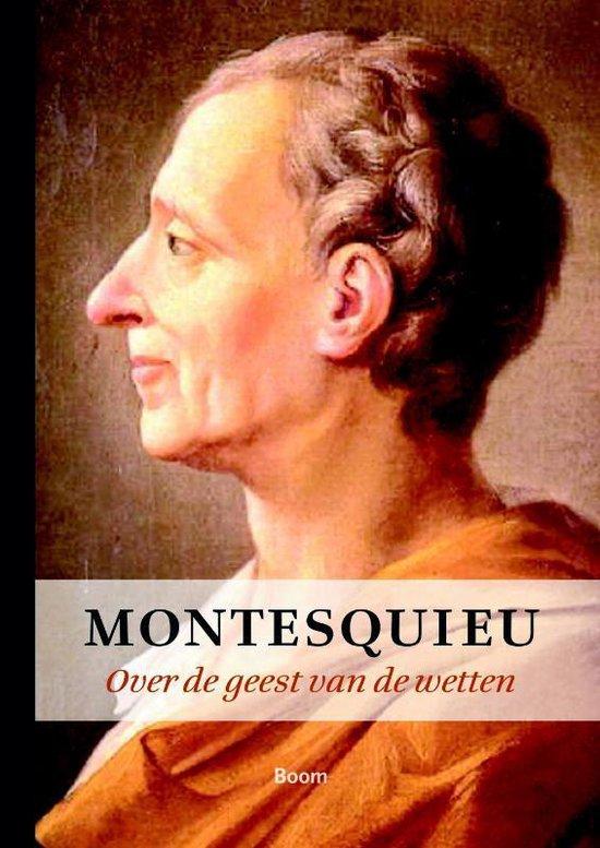 Over de geest van de wetten - C. de Montesquieu pdf epub