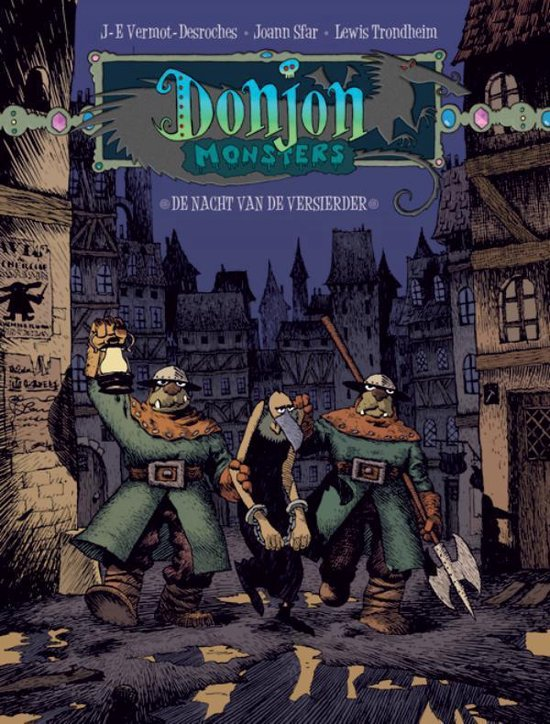 Donjon Monsters 5 - De nacht van de versierder - Jean-Emmanuel Vermot-Desroches pdf epub