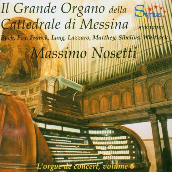 Orgue De Concert Vol.6