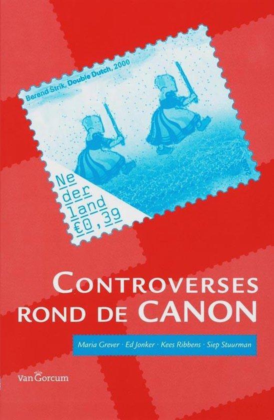 Controverses rond de canon - M. Grever  