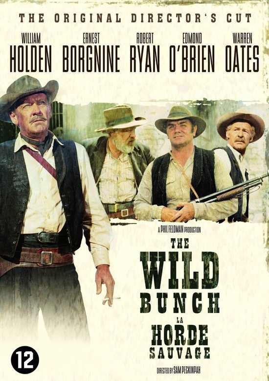 Cover van de film 'Wild Bunch'