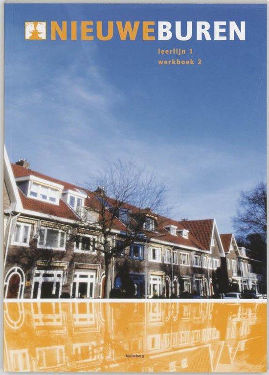 Nieuwe Buren Leerlijn 1 Werkboek 2 - S. Boer |
