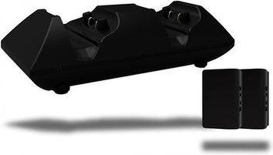 Calibur11 dubbel oplaadstation + 2 oplaadbare batterijen xbox one