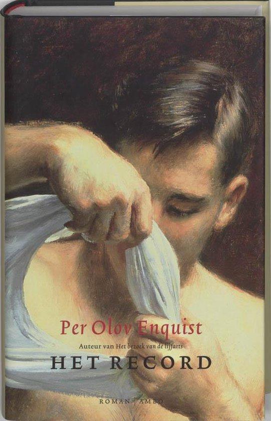 Het record - Per Olov Enquist |