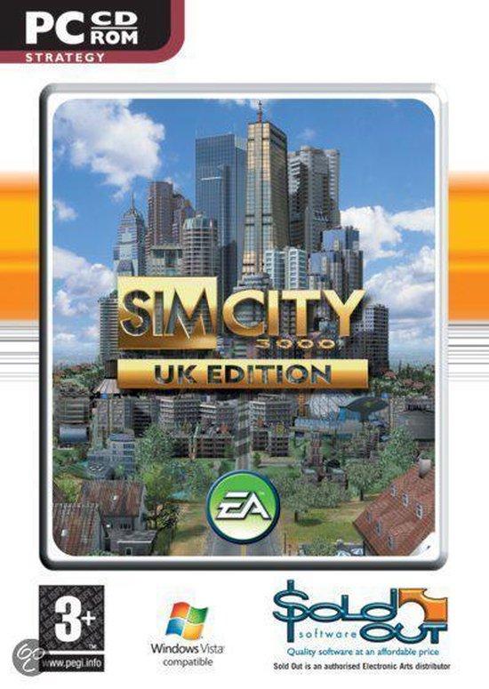 Sim City 3000 – UK Edition