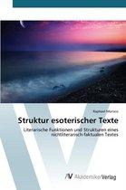 Struktur Esoterischer Texte