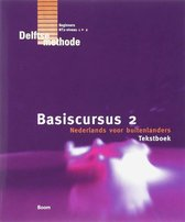 De Delftse methode - Basiscursus 2 Nederlands voor buitenlanders