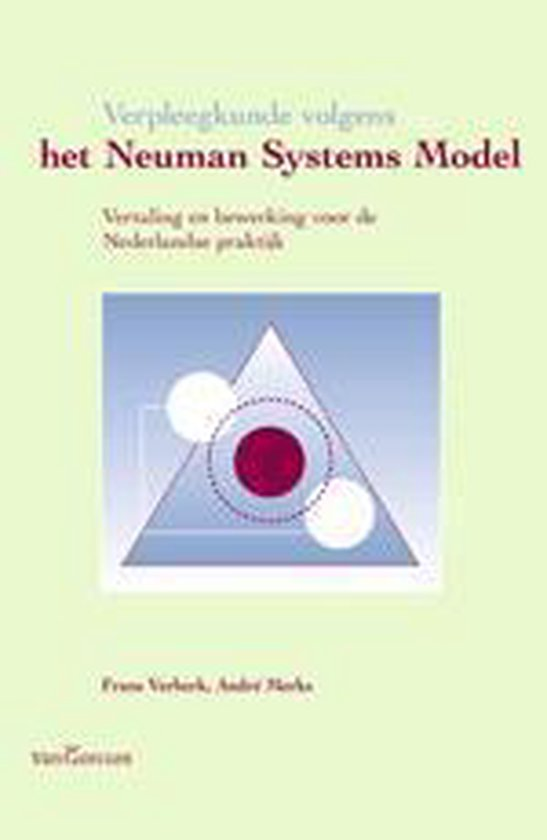 Verpleegkunde volgens het Neuman systems model - Frans Verberk |