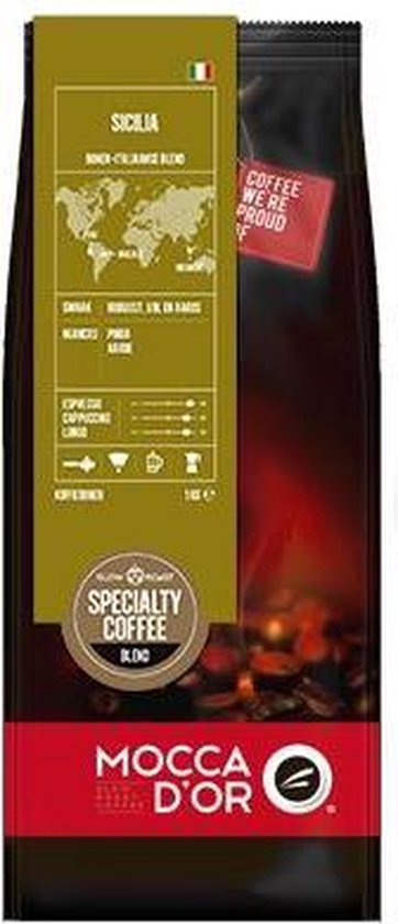 Mocca d'Or Espresso Sicilia Koffiebonen