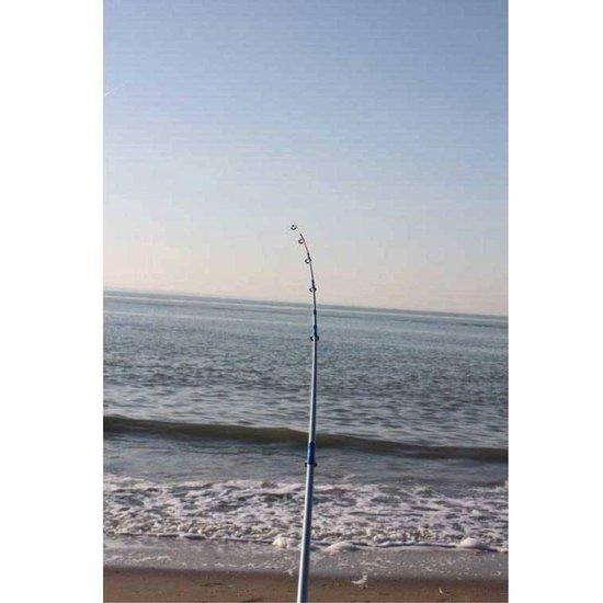 Dam Steelpower Beach Quiver 4.50m 120g Strandfeeder