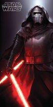 Star Wars Kylo Ren - Strandlaken - 75 x 150 cm - Multi
