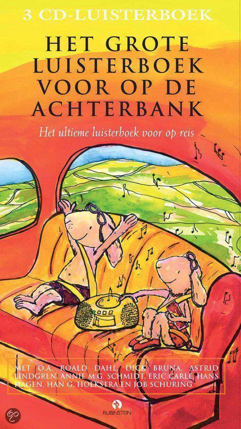 Het grote luisterboek voor op de achterbank - Roald Dahl  