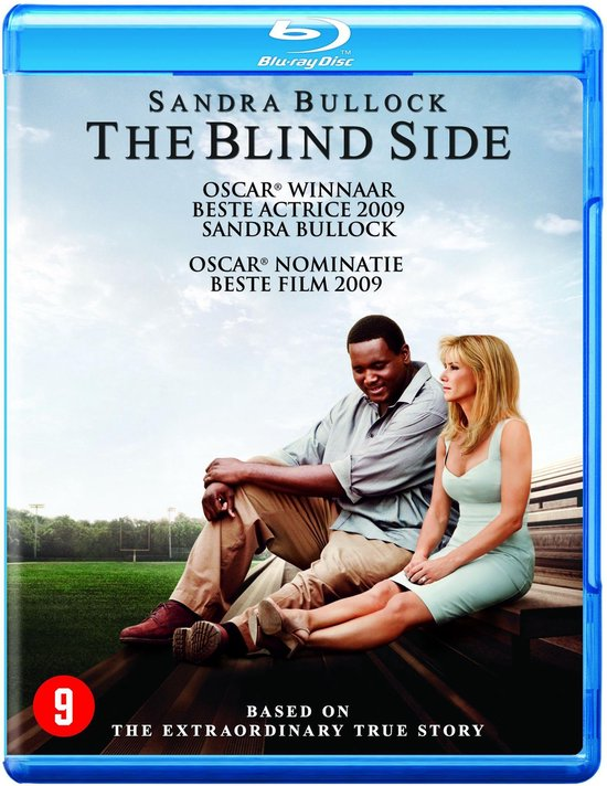 Cover van de film 'Blind Side'