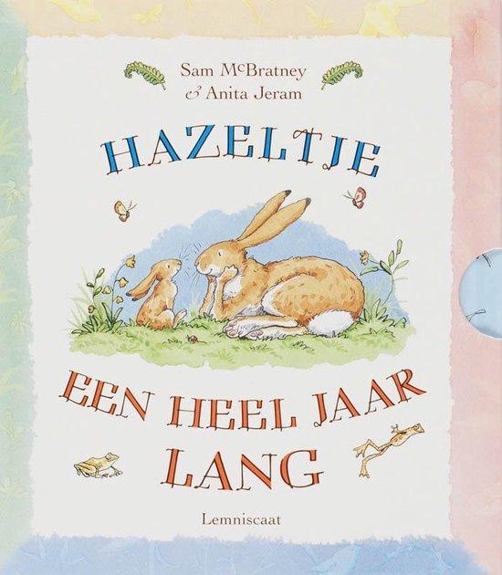 Boek cover Hazeltje een heel jaar lang set a 4 titels van Sam McBratney (Hardcover)