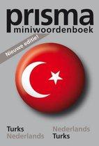 Boek cover Prisma mini turks van H.J. Demeersseman (Hardcover)