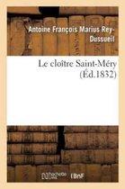 Le cloitre Saint-Mery