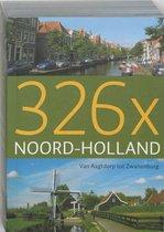 326 x Noord-Holland